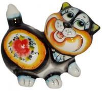 Сувениры из фарфора с ручной росписью