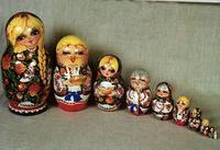 Сувениры из дерева
